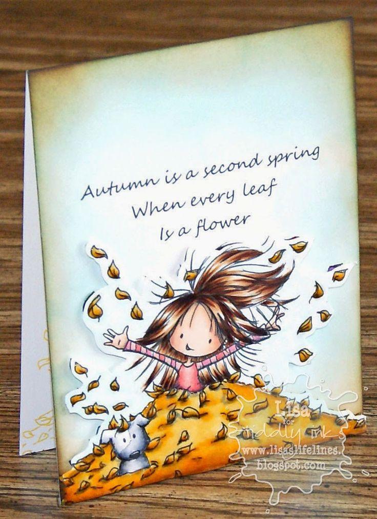 Lisa's Life Lines: TI Fab Fri - NEW Wryn