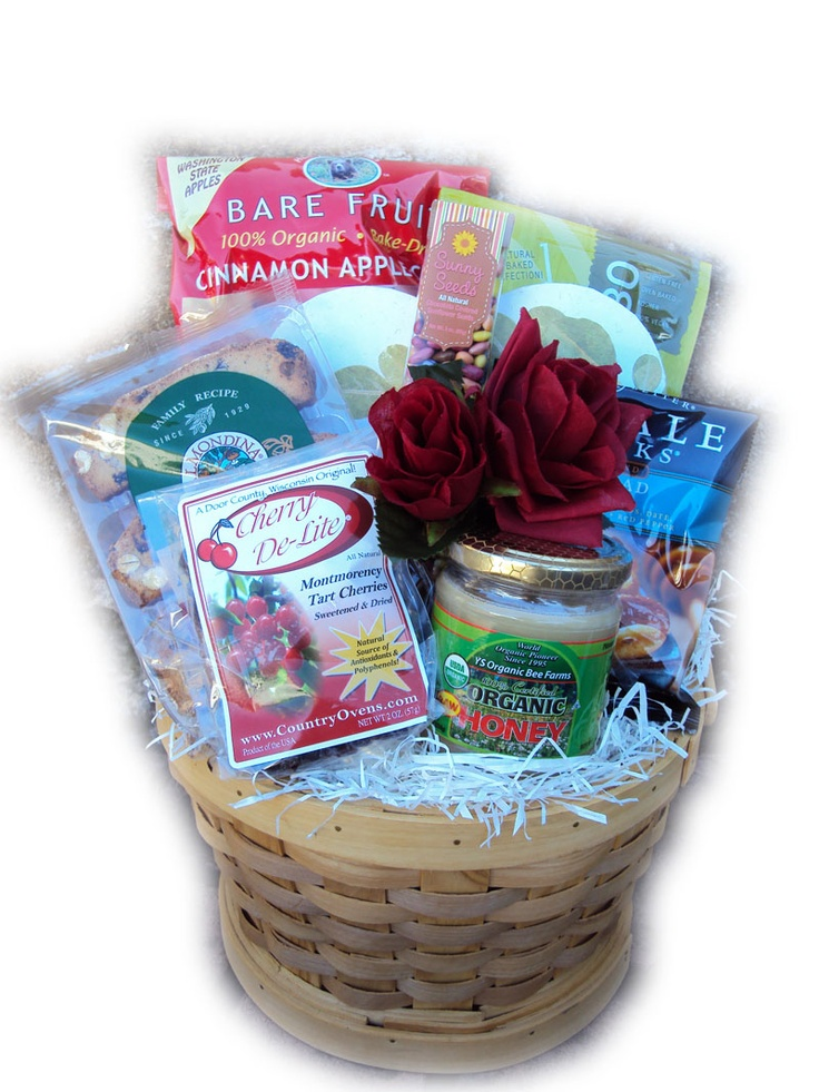 24 best christmas gift baskets images on pinterest christmas heart healthy anniversary gift basket negle Choice Image