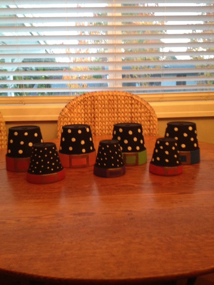 Thanksgiving center pieces!