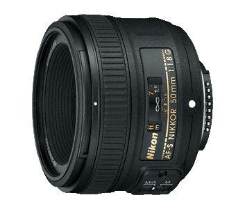 Nikon 50mm f/1.8D AF-S