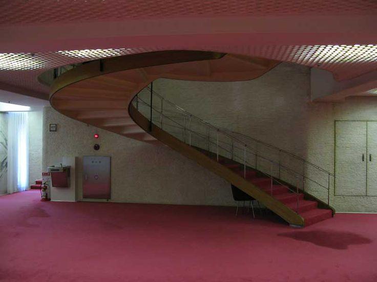 日生劇場 村野藤吾 静岡県 建築設計事務所 カーポス工作所 Zappa 建築 建築設計事務所 設計事務所