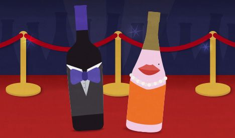 Five movies that highlight classic wine brands, grape varieties and wine styles.
