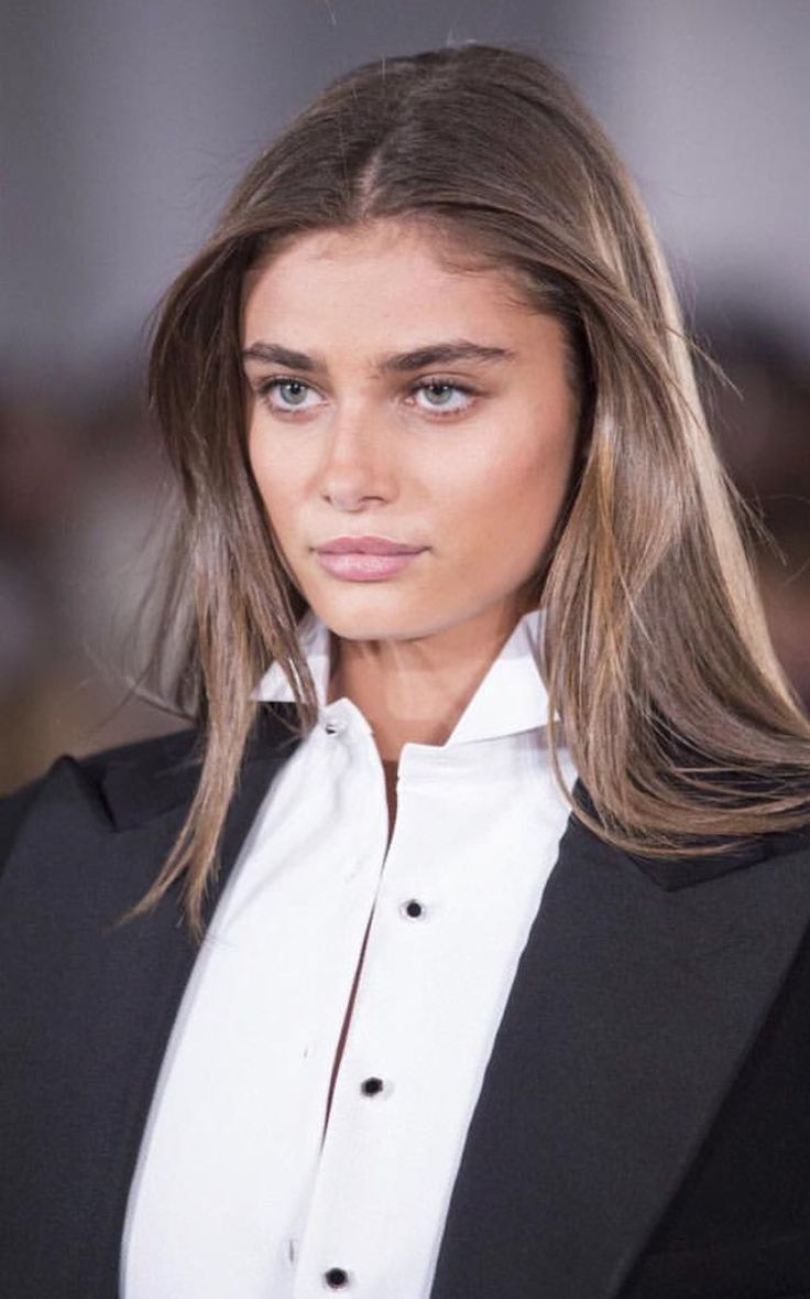 ️ Pinterest Deborahpraha ️ Taylor Hill Straight Hair