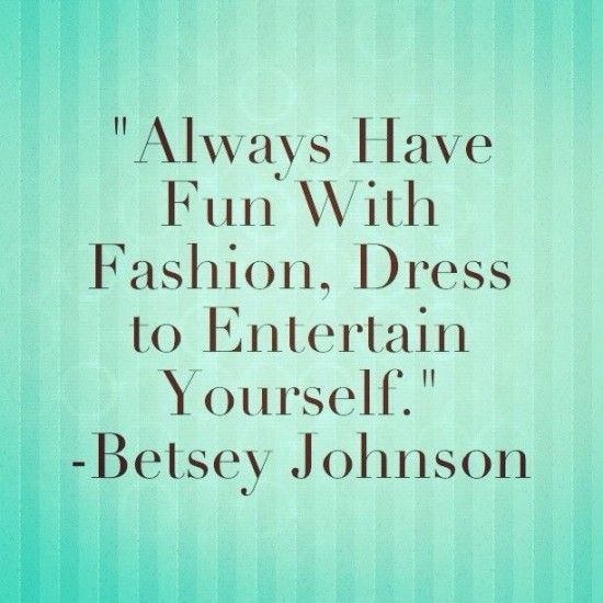 Meilleures Citations De Mode & Des Créateurs  : 67 Famous Fashion Quotes