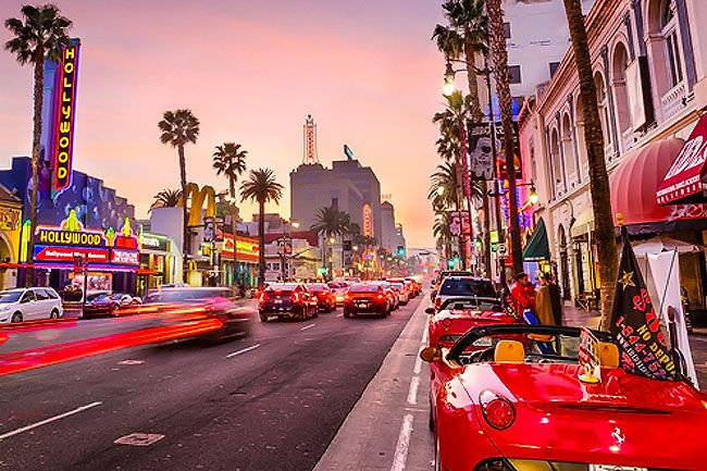 How to make the most of 24 hours in Los Angeles