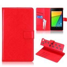 Forro para Nexus 7 2013 - Soporte Rojo  Bs.F. 94,53
