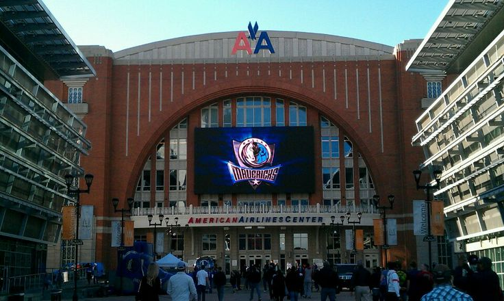 American Airlines Center is a multi-purpose arena, located in the Victory Park neighborhood, near downtown Dallas, Texas.