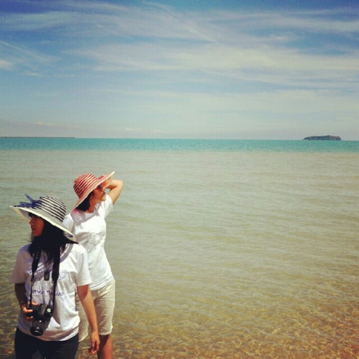 Songkhla Beach, Thailand