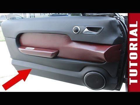 How To Make Custom Interior Car Panels At Home In 2020 Custom Car Interior Car Interior Diy Car Interior