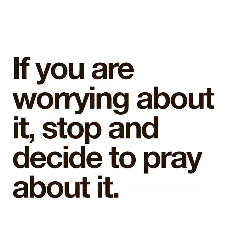 """""""Give all your worries and cares to God, for he cares about you"""" (1 Peter 5:7).   Read about God's promises in the Bible so you'll realize that God will never leave you and will deliver you from all your troubles. Pray to God. Pray as much as you worried, then you'll have a lot less to worry about.  """"So don't worry about tomorrow, because tomorrow will have its own worries. Each day has enough trouble of its own""""(Matthew 6:34).   #Pray #Prayer #Jesus #SeekHimFirst…"""