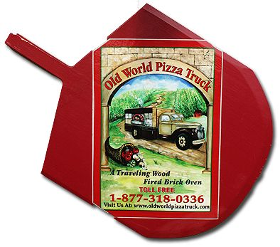Old World Pizza Truck | Old World Pizza Truck