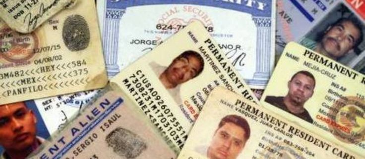 Registry of Motor Vehicle clerks busted for selling fake IDs to illegal aliens