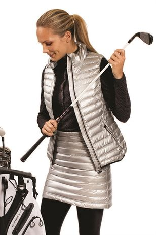 Show details for Rohnisch Light Down Vest/Gilet - Silver