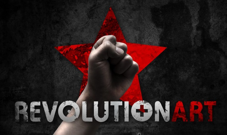 Join the revolution of arts.  www.revolutionartmagazine.com