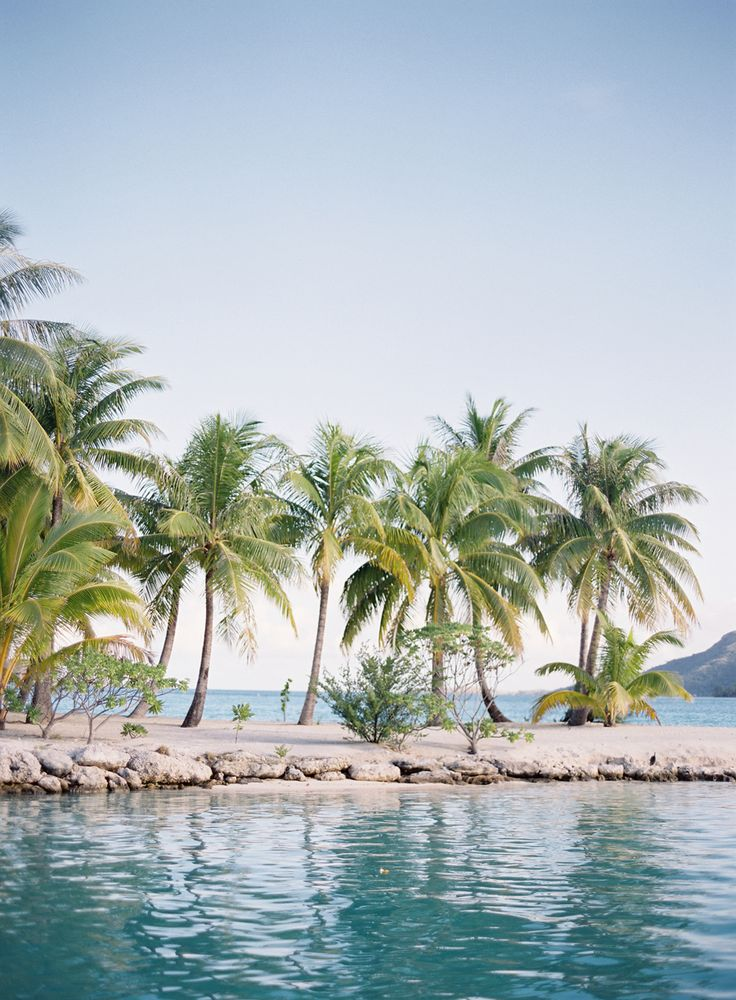Tropical honeymoon destination you'll fall in love with: Photography: Jose Villa - http://josevilla.com/