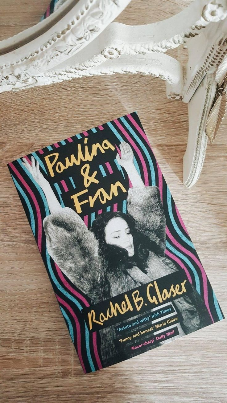Paulina and Fran – Book Review. Book Blogger, Book Review.