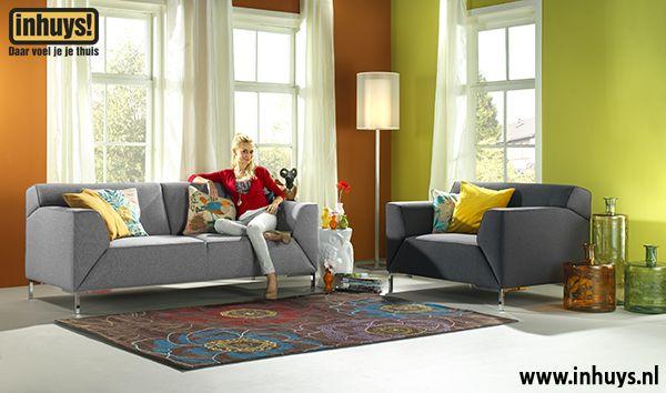 Bank Natal met loveseat http://www.inhuys.nl