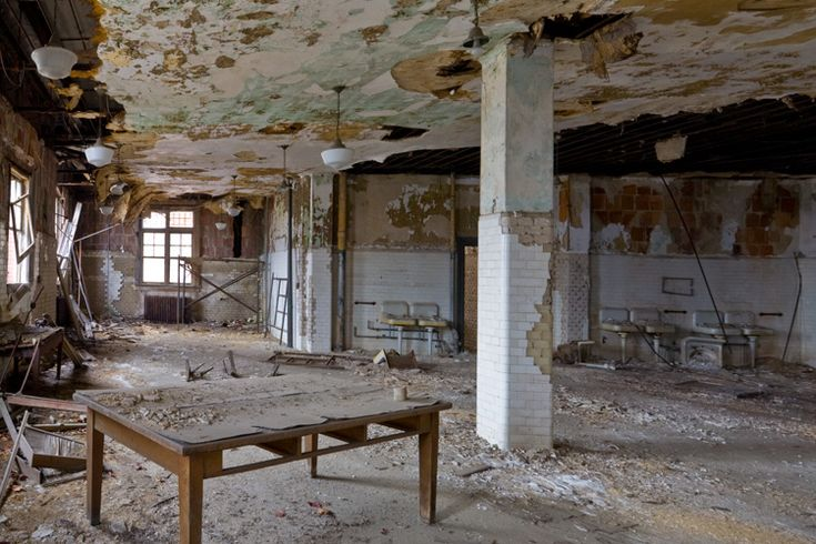 Ellis Island Immigration Station opened in 1892  ~ ♥ #abandoned #ruins #architecture