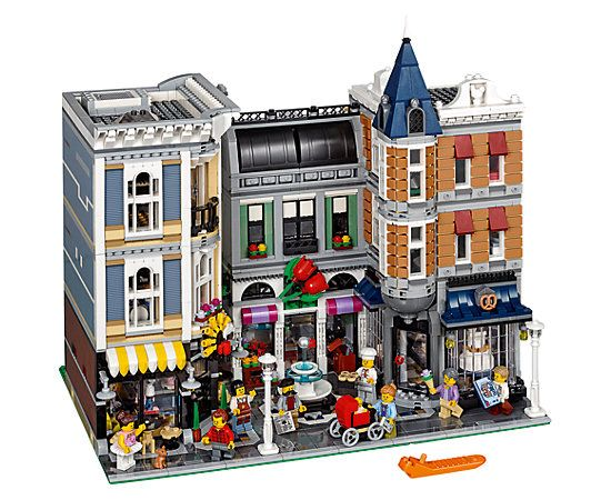 Lego Assembly Square $279.99, available Jan 2017