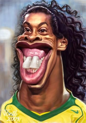 Famous Athlete And Celebrity Caricatures - d2jsp Topic