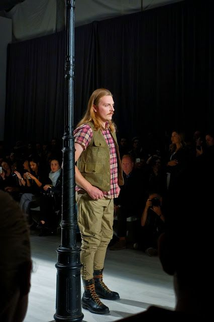 Toronto Street Fashion: Toronto Fashion Week ~ Klaxon Howl