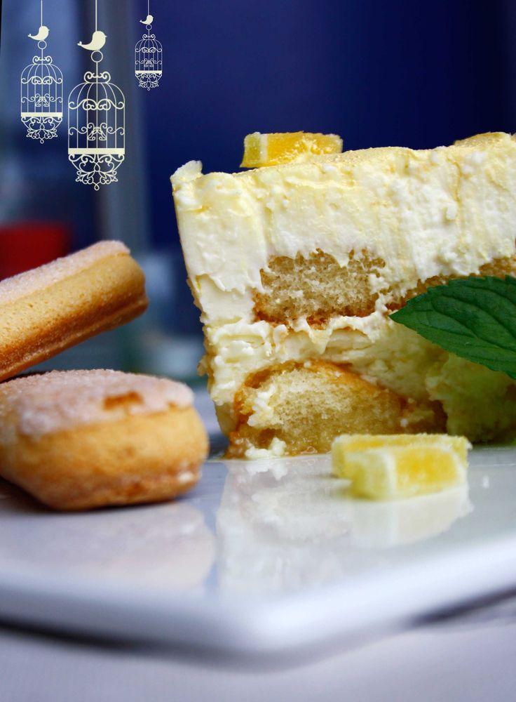 Zitronen Tiramisu mit Limoncello Tiramisu with Lemon and Lomoncello   © http://babyrockmyday.com/den-letzten-beisen-die-hunde-oder-er-beist-in-mein-etwas-unfotogenes-zitronen-tiramisu/