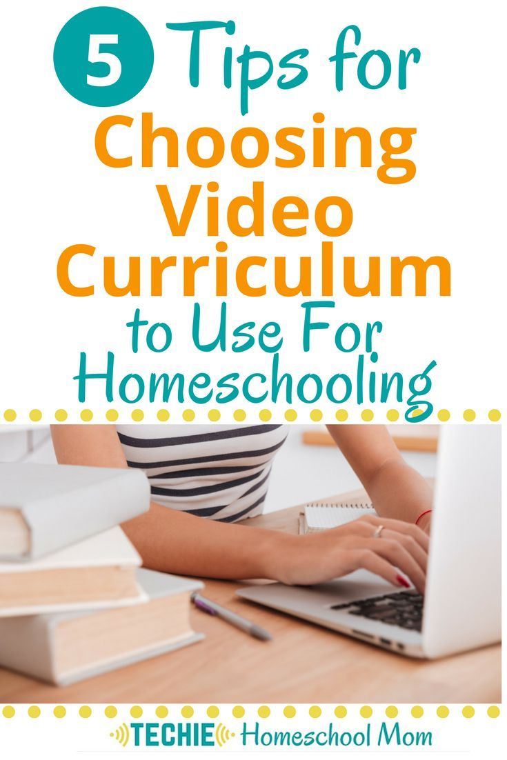 5 Tips for Choosing Video Curriculum To Use for