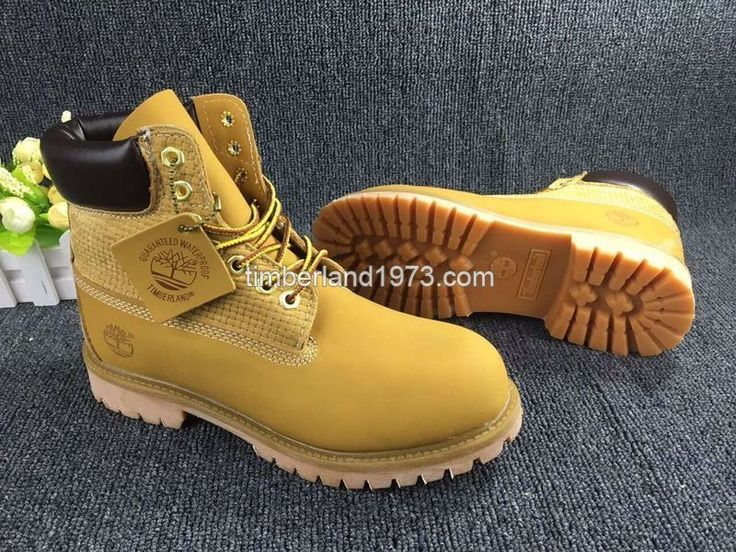 Fashion New Wheat Timberland Men's 6 Inch Premium Waterproof Boots with Weave $ 78.00