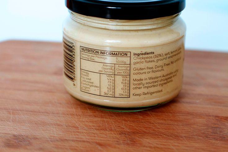 Jules Hummus Branding and Packaging