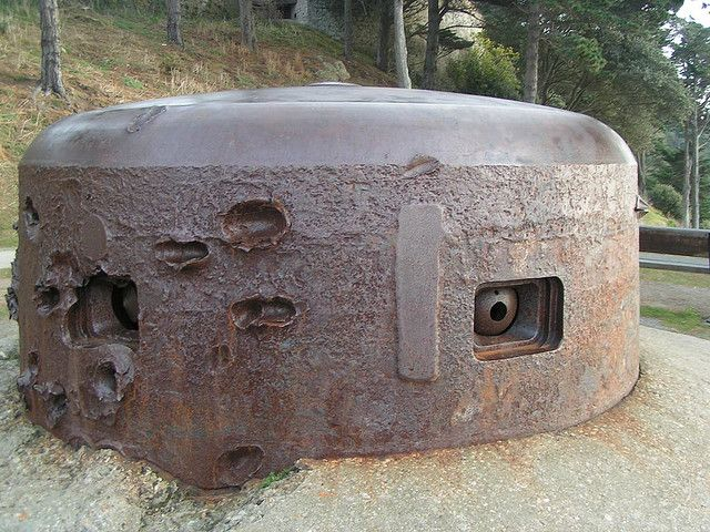 WW 2 pillbox..