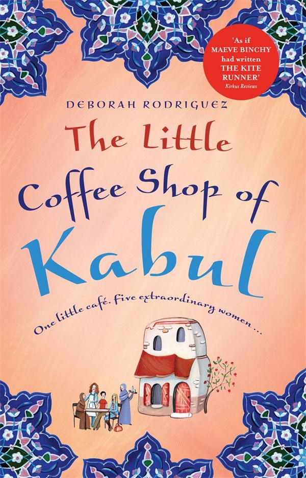 In a little coffee shop in one of the most dangerous places on earth, five very different women come together. Sunny, the proud proprietor, who needs an ingenious plan to keep her cafe, Yazmina, a young abandoned pregnant woman, Candace, a wealthy American who left her husband for her Afghan lover, Isabel, a determined journalist and Halajan, the sixty-year-old whose love affair breaks all the rules. They discover there's more to one another than meets the eye and form a unique bond.