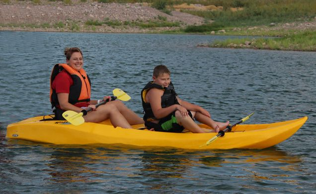 Kayak Rentals « Boats for Sale in Las Vegas | New & Used Boats | Las Vegas Boat Dealer | 702-451-2992
