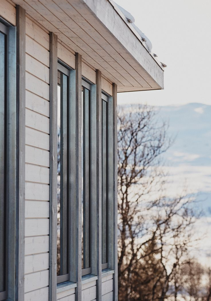 Hytte Hemsedal Arkitekt: wood a+d www.wood.no Foto: Einar Aslaksen
