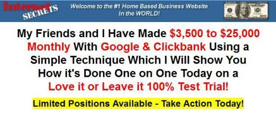 Internet Business: Learn to Make $500 to $25,000 Monthly