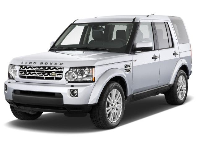 2016 Land Rover LR4 Review, Ratings, Specs, Prices, and Photos - The Car Connection