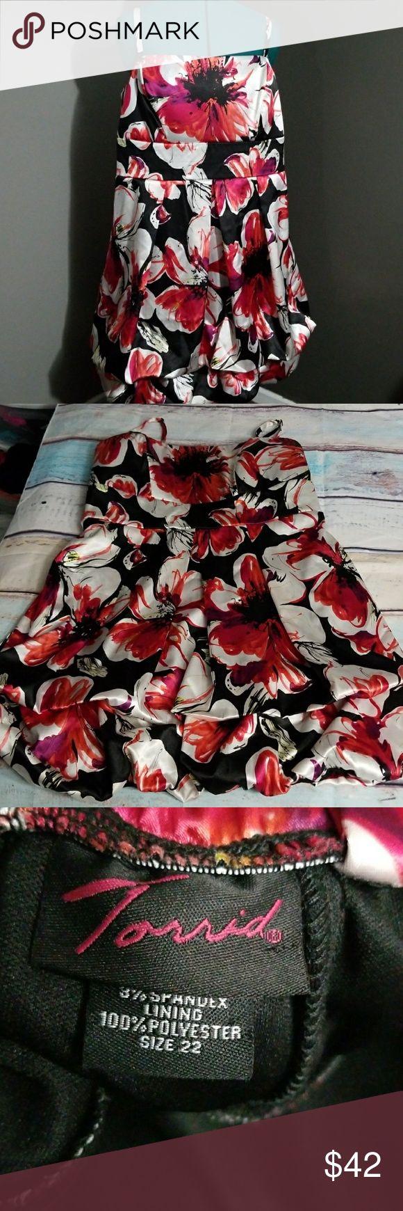 Torrid size 22 dress Size 22 party dress by Torrid. Torrid Dresses