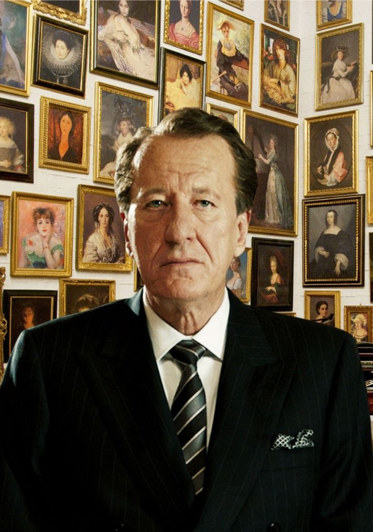 Geoffrey Rush in The Best Offer (2013)
