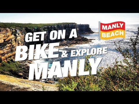 Best Thing To Do in Sydney - Manly Ferry Bike The Beach
