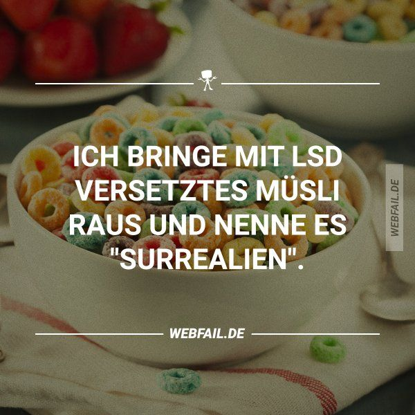 LSD-Müsli   Webfail - Fail Bilder und Fail Videos