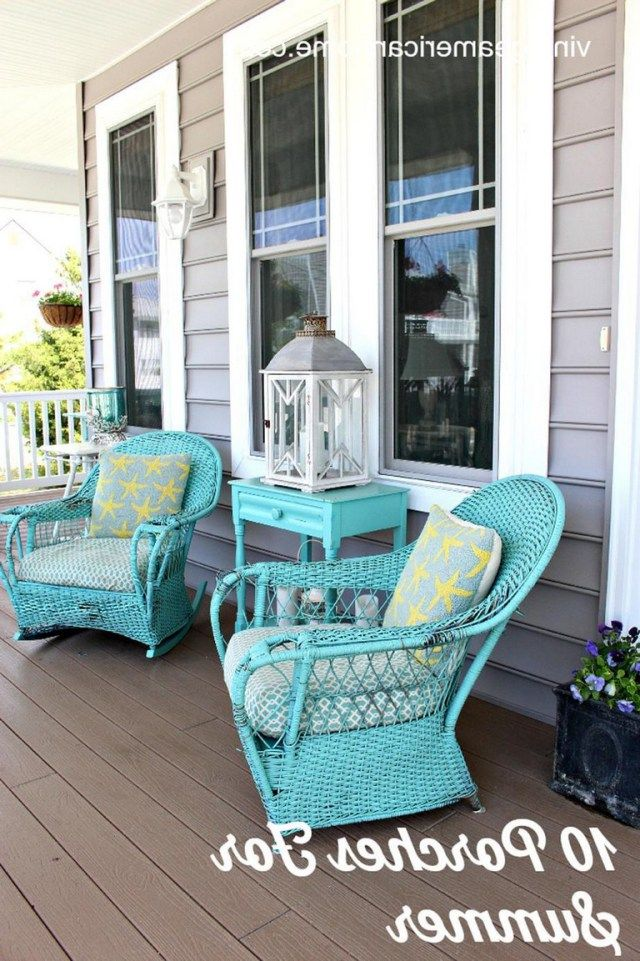 40 Marvelous Coastal Outdoor Decorating Ideas Outdoorliving Outdoorideas