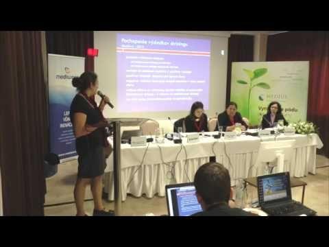 Konferencia Reprodukčné zdravie ženy v centre záujmu H. Celušáková: Význam podpory a rešpektu k žene počas reprodukčného obdobia a dôsledky jeho absencie na psychické zdravie