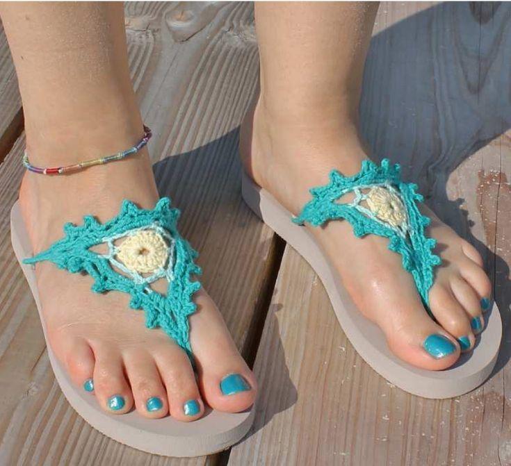 Haakpatroon+Slippers
