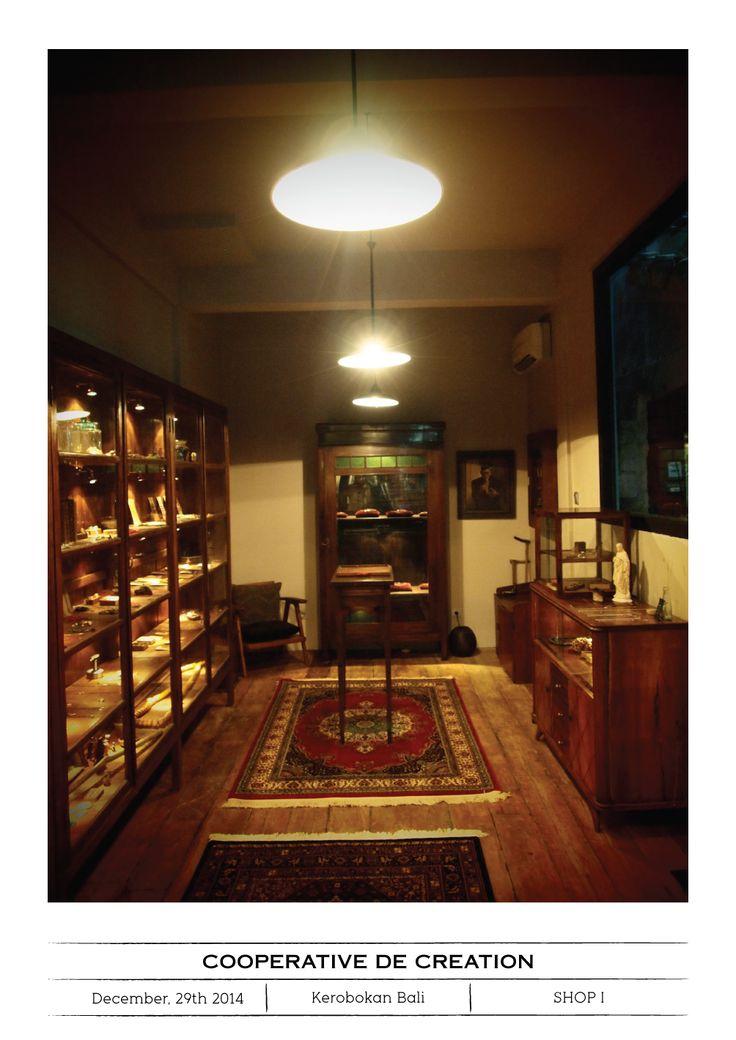 Cooperative de Creation / Shop I / Seminyak - Bali