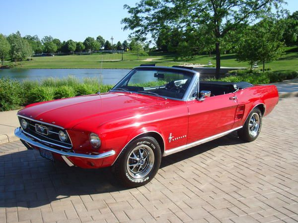ford mustang 1967 cabrio 60 s pinterest ford mustang 1967 ford mustangs and mustangs. Black Bedroom Furniture Sets. Home Design Ideas