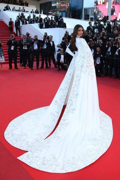 Sonam Kapoor Slays All With Her Killer Appearances at Cannes 2016 - The fashion and beauty blog