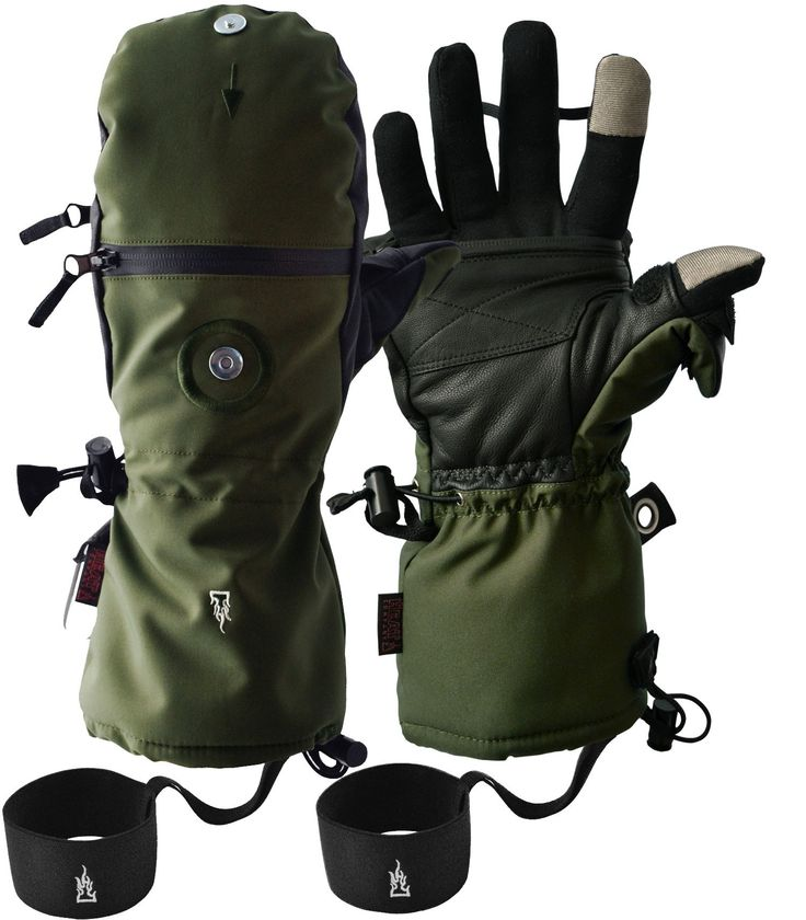 The Heat Company - HEAT 3 SMART Gloves - Soldier Systems Daily