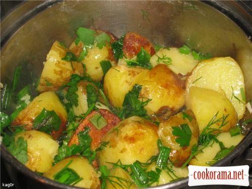 Молода картопля / Блоґ ім. Kagor / Кукорама — смачні рецепти!