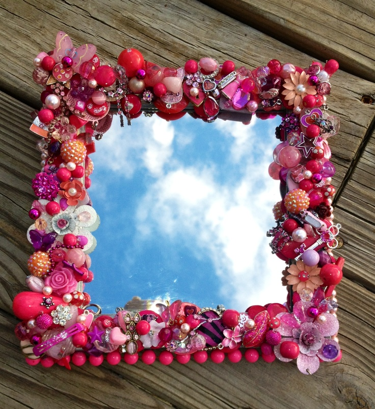91 best handmade picture frames images on pinterest ancient pink sciox Image collections