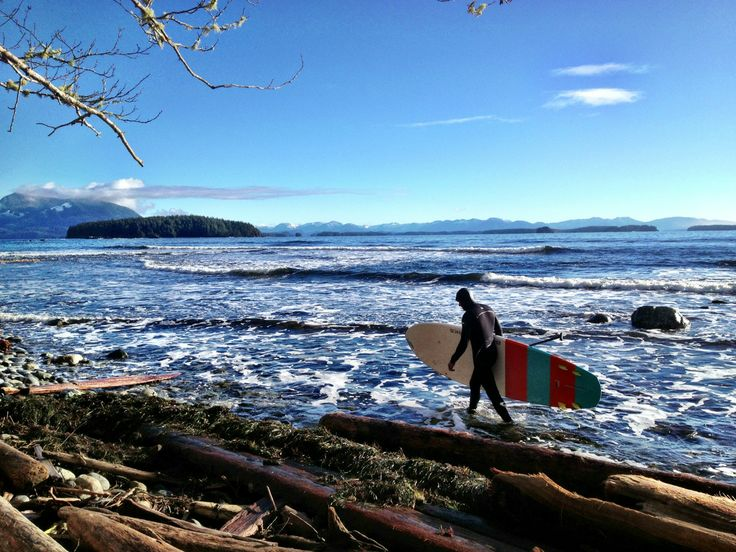 Tofino surfing is the closest thing to Paradise #Tofino