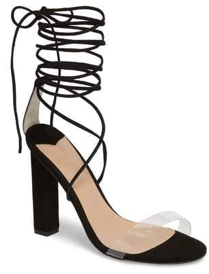 c16e0a109cdf Shop for Tony Bianco Kendall Ankle Tie Sandal at ShopStyle. Now for  95.96.